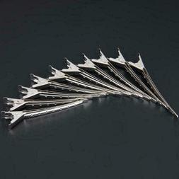 10Pcs/Set Professional Salon Hair Clips Hairpins Hair Headdr