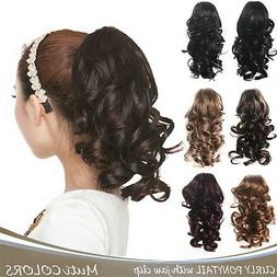 "OneDor 12"" Wavy Hair Synthetic Jaw