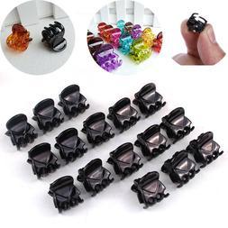 12pcs sets girls womens mini clamp small
