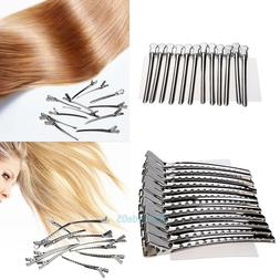 12x Hairpin Clip Hair Salon Tools Hair Care Styling Coloring