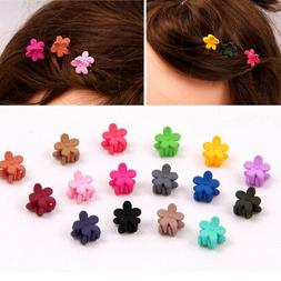 2019 New Fashion 20PCS Baby Girl Plastic Hair Claw Cartoon M