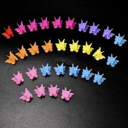 20pcs kids girl multi colors mini small