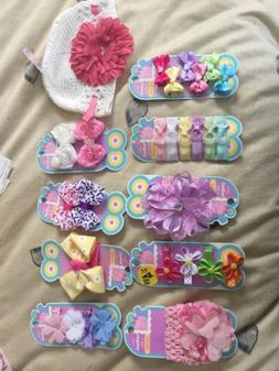 27ps/Baby Girls Kids Children Toddler Hair Clips Bow Hairpin