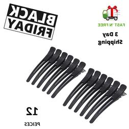 12 PCS Salon, Barber for Hair Styling, Extensions, Traceless