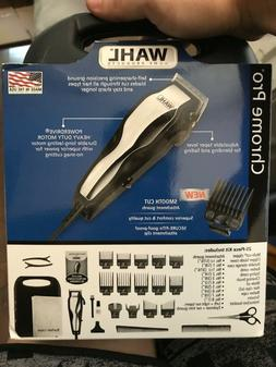 Wahl 79660 Deluxe Color Pro Hair Cut and Style Kit