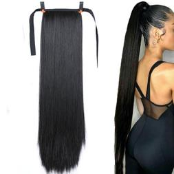 "JINKAILI 85cm 32"" Super Long Straight <font><b>Clip</b></fon"