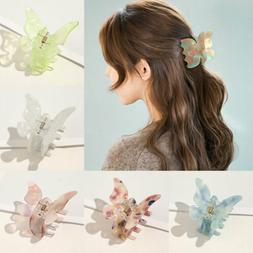 Acetate Hairpin Butterfly Hair Clip Hair Accessories Hair Ba