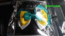 Disney Alice In Wonderland, MAD HATTER Cosplay Hair Bow, NEW