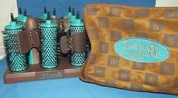 BODY UP PRO BRUSH PANACHE HAIR STYLING SET SMALL MEDIUM 9 RO