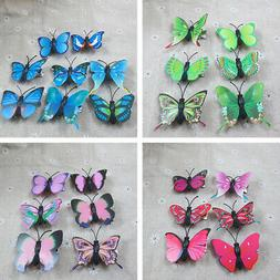 Butterfly Hair Clips Bridal Wedding Photography Costume Hair