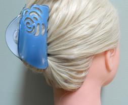 capella usa plain elegant ocean blue rose