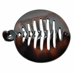 Camila Paris CP2428 Tortoise Hair Banana Comb Interlocking P