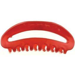 Camila Paris CP2547 Large Orange French Hair Clip Claw No Sl