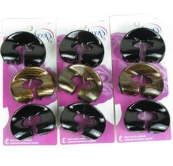 Goody Daniela Claw Clips 3 Count