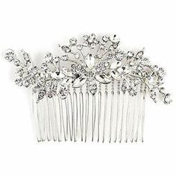 DaXi Side Combs Wedding Hair Bridal Shower Clips For Brides