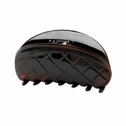 Caravan Diamond Design Hair Clip Tortoise Model No. 2641 Bra