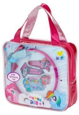 Disney My Little Pony Girls 5 Piece Hair Accessory Set and B