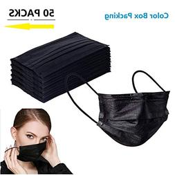 Disposable Surgical Face Mask, Sanitary Masks Earloop Face F