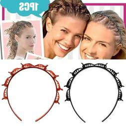 Double Bangs Hairstyle Hair Clips Bangs Hair Band Hairpin He