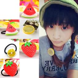 Fashion Hairbands Fruit slices Cute Girl Hair Accessories El