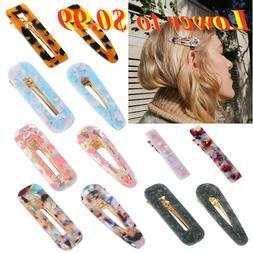 fashion women s hair slide clips snap