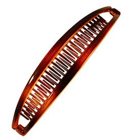 Parcelona French X-Long 6.5 Inches Celluloid Tortoise Shell