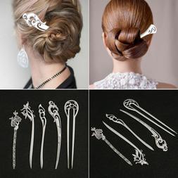 Hair Care Alloy Geometric Hairpins Hair Clip Vintage Hair St