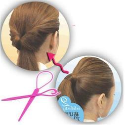 Hair Clip Hair Strap Hair Device Hairstyle Diy Hair Care Wom