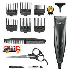 Hair Cutting Kit Machine Clippers Trimmer Professional Tools