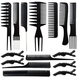 hair stylists styling comb