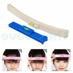 Hair Tools Cutting Guide Layers Bangs Cut Kit Hair Clip Trim