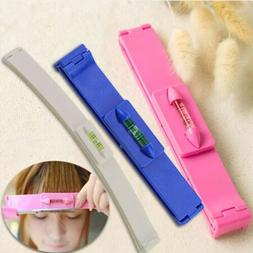 Hairstyle Hair Trimmer Fringe Accurate Plastic Barrettes Hai