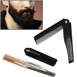 Hot Fashion Men's Women's Folding Pocket Clip Hair Moustache