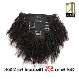 JK <font><b>Hair</b></font> Mongolian Afro Kinky <font><b>Cu