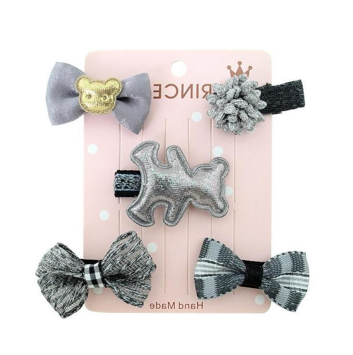 1 pcs Lovely Hair Accessories Animal Hairgrips Cute Clips