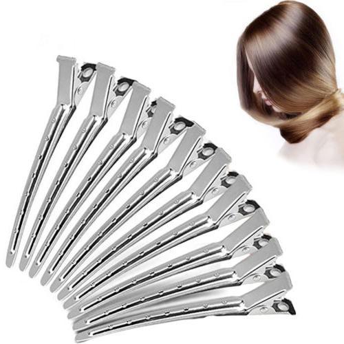 10 Hairdressing Bill Alligator For Professional Hair Clip Salon