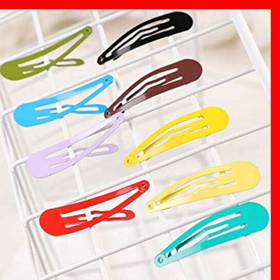 100 Color GIRLS Kids Snap Kit