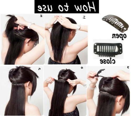 On Human Hair soft Hair HQ390
