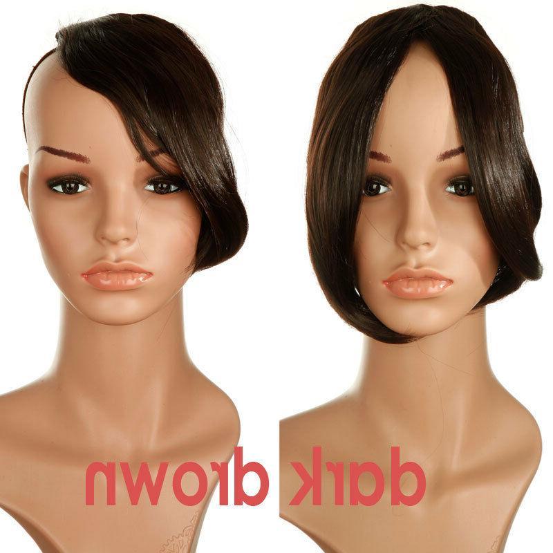 Synthetic Fringe Hair