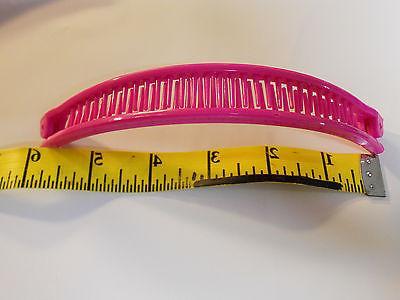 12 Clip Claw Comb color FREE