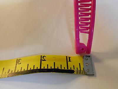 12 Clip Comb color