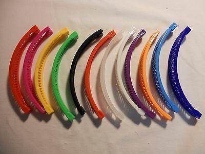 12 pcs Hair Clip Comb color SHIPPING.