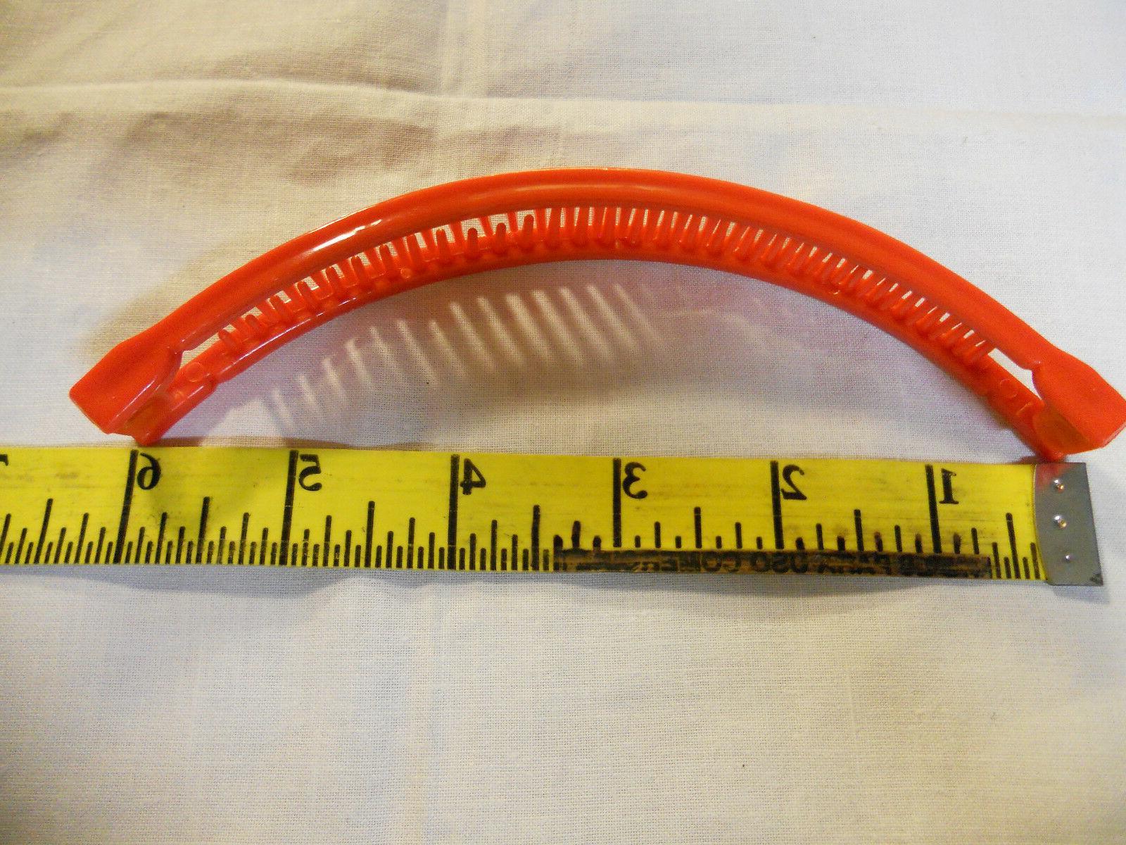 10 pcs Banana Hair Clip color FREE SHIPPING.