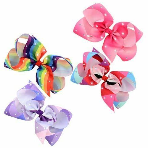12pcs Hair Clips Clip for Girls Infants Toddler