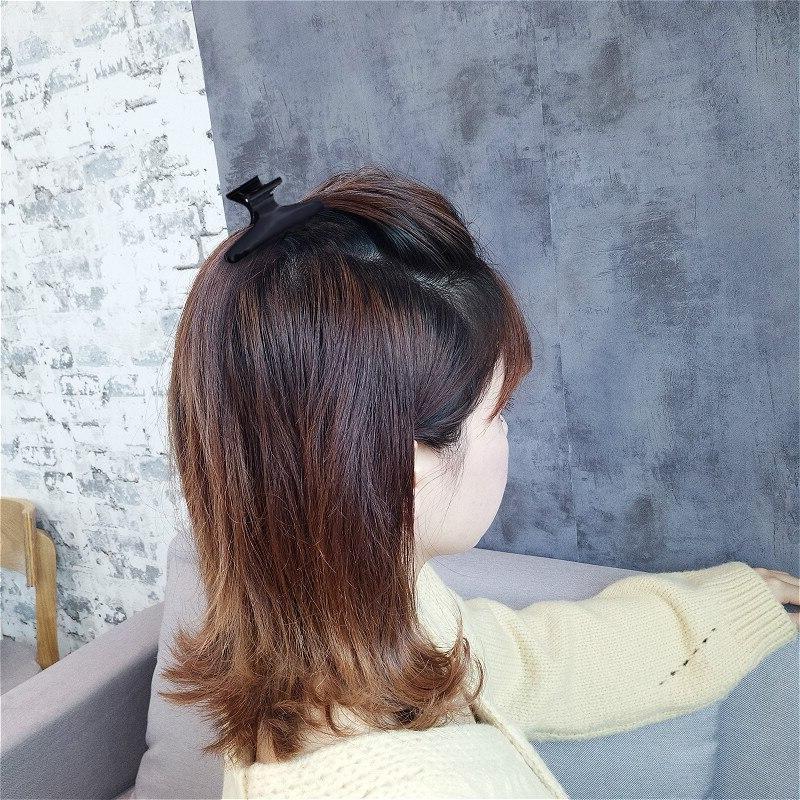 12pcs/set Woman Girl's Holding Tools <font><b>Hair</b></font> <font><b>Section</b></font> Claw <font><b>Hair</b></font>