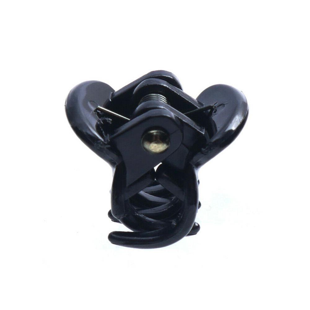 12Pcs/sets Clamp Black Hair Clip Claw Lot