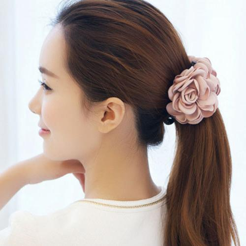 1PC Cloth Hair Barrette Jaw Women Hair Accessories