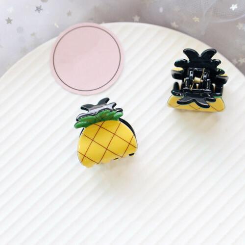 Fashion Claws Fruit Shape Accessories Headwear