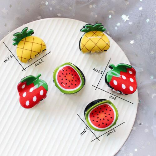 Fashion Women Claws Fruit Accessories