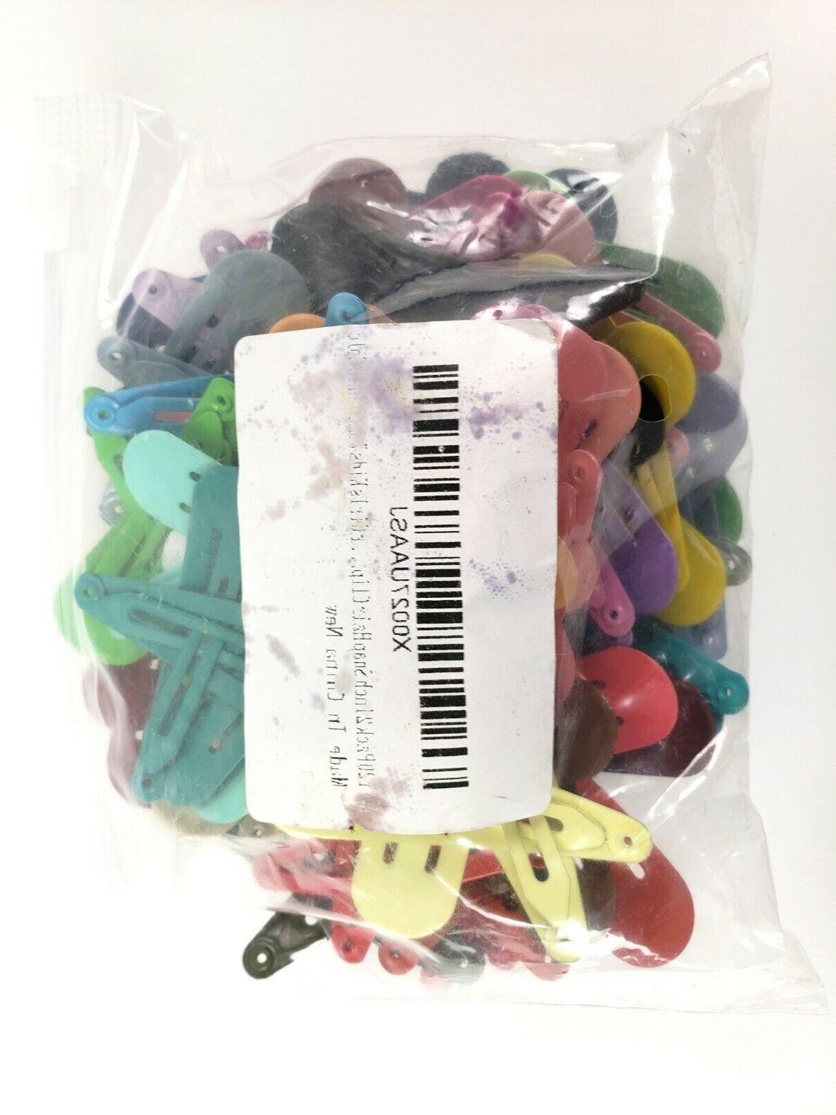Clips 20 Solid Candy For Girls